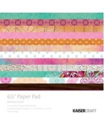 "Bombay Sunset 6.5"" Paper Pad"