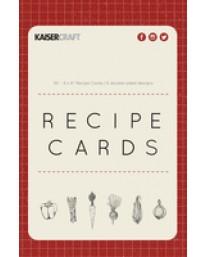 Recipe Cards EM432