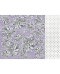 Silver Poinsettia P2361