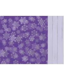 Gilded Snowflakes P2362