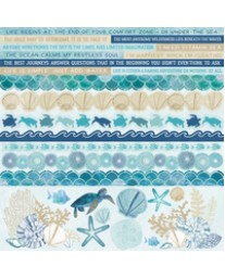 Deep Sea Sticker Sheet SS377