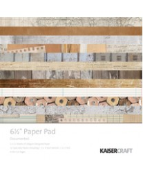 """Documented 6.5"""" Paper Pad"""