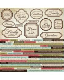 Generations Sticker Sheet SS295