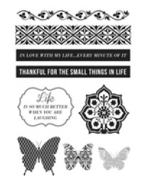 Be-YOU-tiful Clear Stamps
