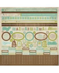 Heirloom Sticker Sheet