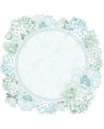 Hydrangea Wreath PS491