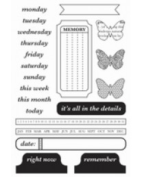 Limelight Clear Stamps CS166