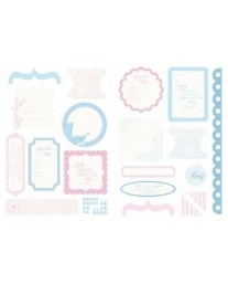 Lullaby Die Cut Elements DC338