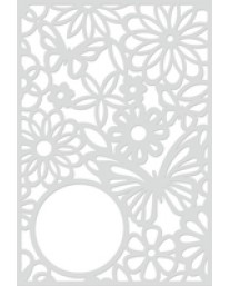 Flower Collage Cardfront