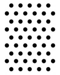 Dot Embossing Folder