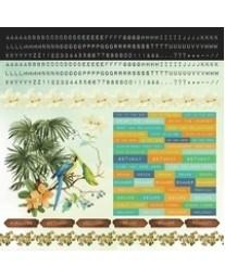 Paradiso Sticker Sheet SS211