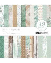 """Memory Lane 12"""" Paper Pad"""