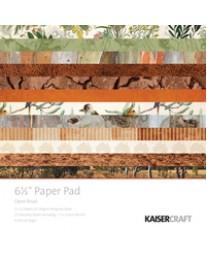 "Open Road 6.5"" Paper Pad"