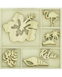 Relax Flourish Pack FL643
