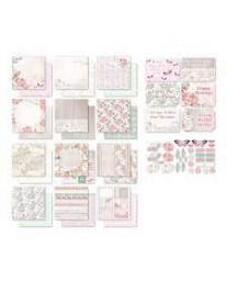Peaceful Peonies Paper Pack