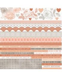 Peachy Sitcker Sheet SS373