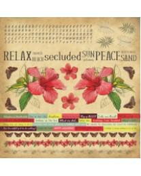 Tropicana Sticker Sheet