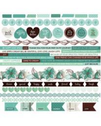Sea Breeze Sticker Sheet