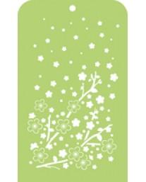 Cherry Blossom Mini Template IT001