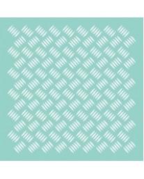 Checker Plate Template T612