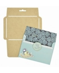 Card Envelope Template W472