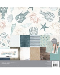 Uncharted Waters Paper Pack PK613