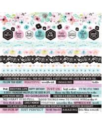 Wildflower Sticker Sheet SS335