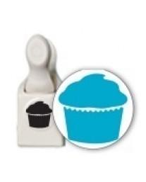 Cupcake craft punch