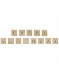 Happy Birthday Square