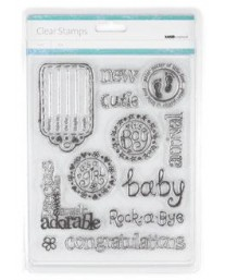 Baby Clear Stamps
