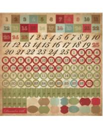 Turtle Dove Sticker Sheet SS149
