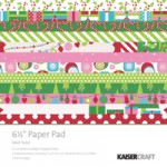 Mint Twist Paper Pad