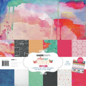 Chase Rainbows Paper Pack