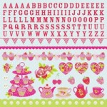 Tea Party Sticker Sheet