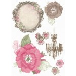 Chanteuse Printed Chipboard
