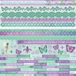 Fairy Dust Sticker Sheet