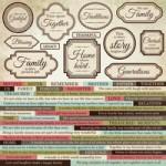 Generations Sticker Sheet