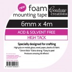 6mm Foam Mounting Tape