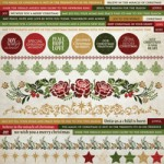 Holy Night Sticker Sheet