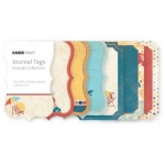 Seaside Journal Tags