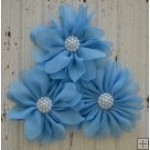 Maddison Flower Pack - Blue