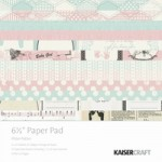 Pitter Patter Paper Pad