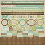 Heirloom Sticker Sheet
