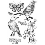 Fly Free Clear Stamps