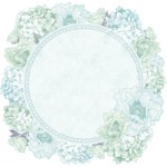 Hydrangea Wreath PS491