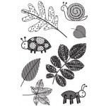 Jungle Bug Clear Stamps