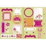 Candy Lane Die Cut Elements