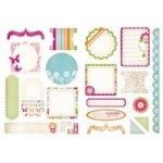 Bubblegum Hills Die Cut Elements