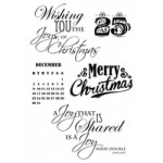 St Nicholas Clear Stamps