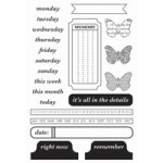 Limelight Clear Stamps